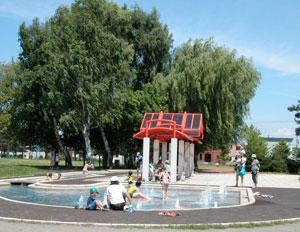 厚別西公園