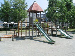 平和通公園 遊具
