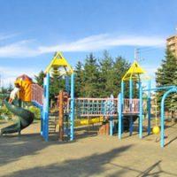 稲穂公園 コンビネーション遊具