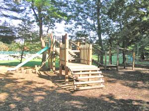円山公園遊具