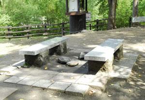 藻南公園 炊事場