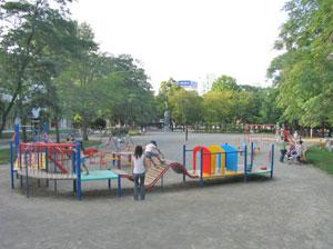 中島公園遊具