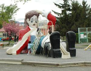 農試公園遊戯広場