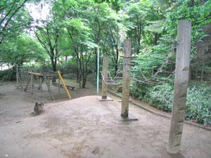 月寒公園 冒険広場