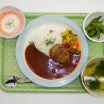 栄養士さんの献立で、お子様の成長段階に合わせたバランスの良い昼食