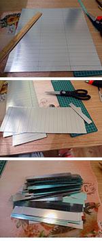 自由研究,夏休み,冬休み,DIY,手作り,ビー玉,万華鏡